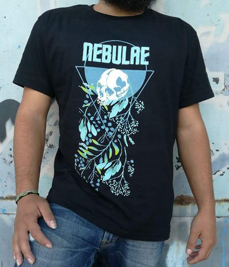 T-shirt _Death in Bloom_